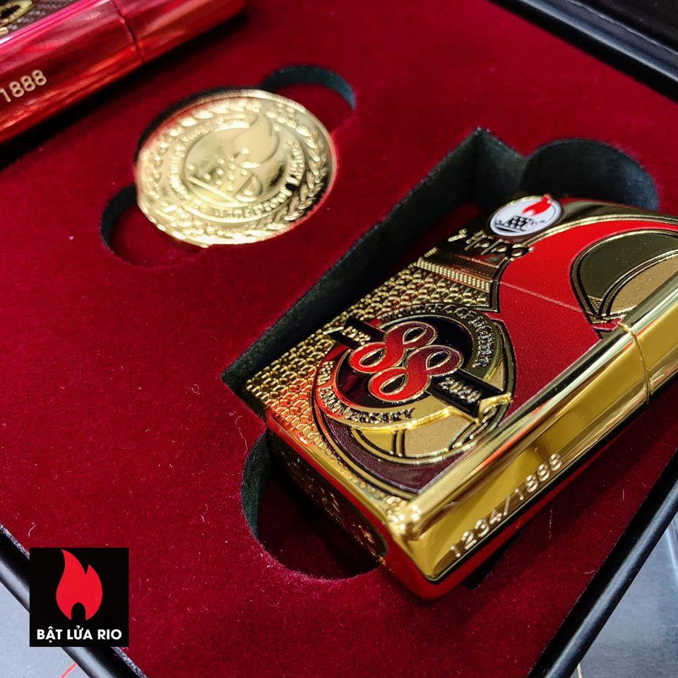 Zippo Edition Box Set 88Th Anniversary Asia Limited - Zippo Phiên Bản Giới Hạn Kỷ Niệm 88 Năm Ra Đời Bật Lửa Zippo - Zippo ZA-2-147C 32