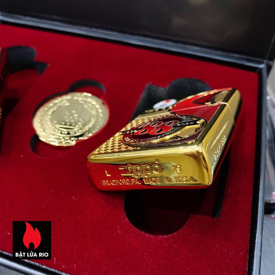 Zippo Edition Box Set 88Th Anniversary Asia Limited - Zippo Phiên Bản Giới Hạn Kỷ Niệm 88 Năm Ra Đời Bật Lửa Zippo - Zippo ZA-2-147C 38