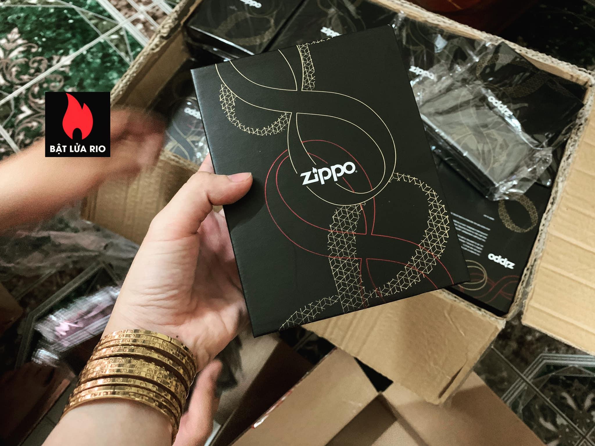 Zippo Edition Box Set 88Th Anniversary Asia Limited - Zippo Phiên Bản Giới Hạn Kỷ Niệm 88 Năm Ra Đời Bật Lửa Zippo - Zippo ZA-2-147C 41