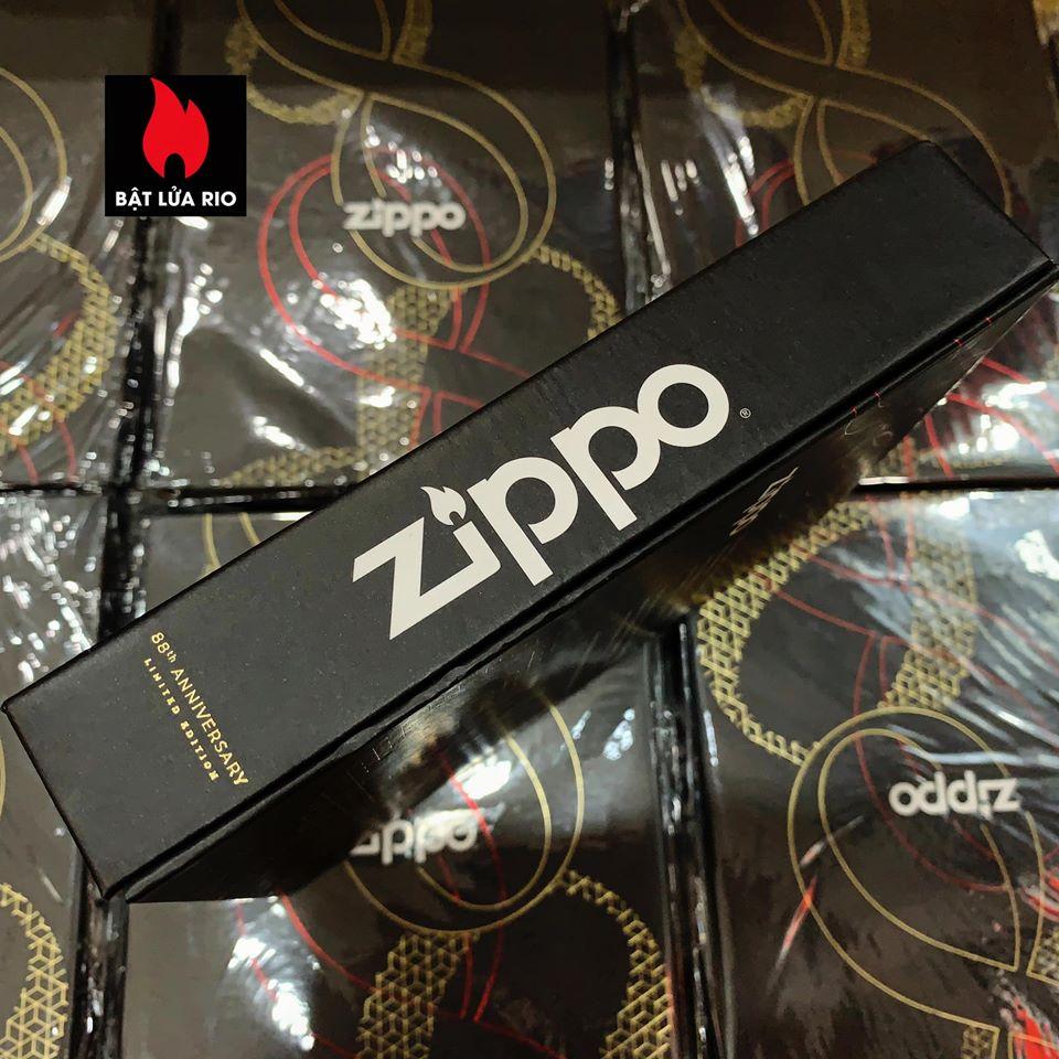 Zippo Edition Box Set 88Th Anniversary Asia Limited - Zippo Phiên Bản Giới Hạn Kỷ Niệm 88 Năm Ra Đời Bật Lửa Zippo - Zippo ZA-2-147C 45