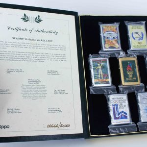Zippo Set 1995 - Olympic Games Collection - Atlanta 1996