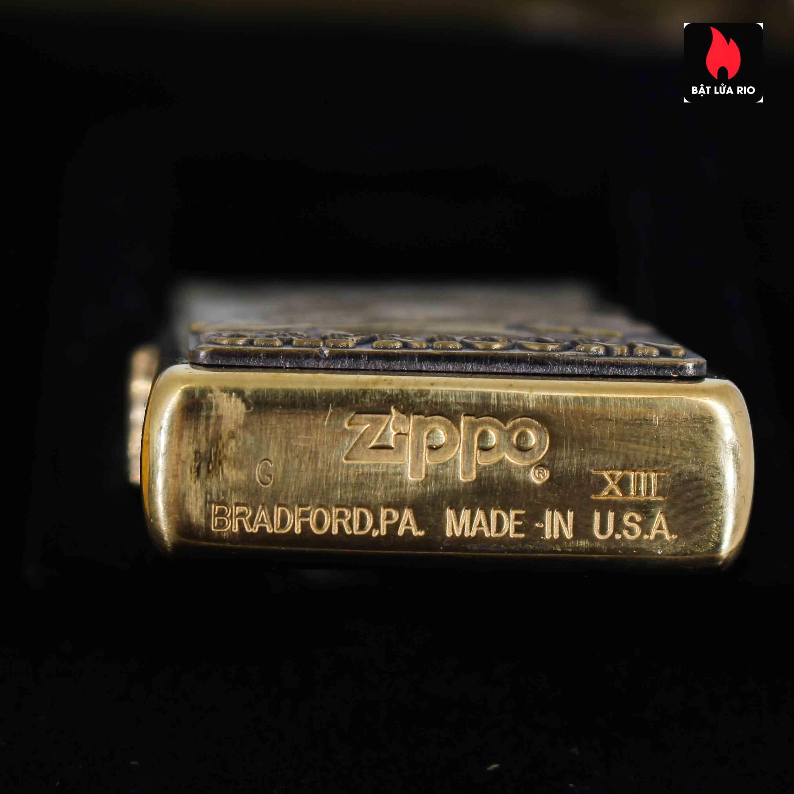 Zippo Set 1997 - Zodiac Collection - 12 Cung Hoàng Đạo 19