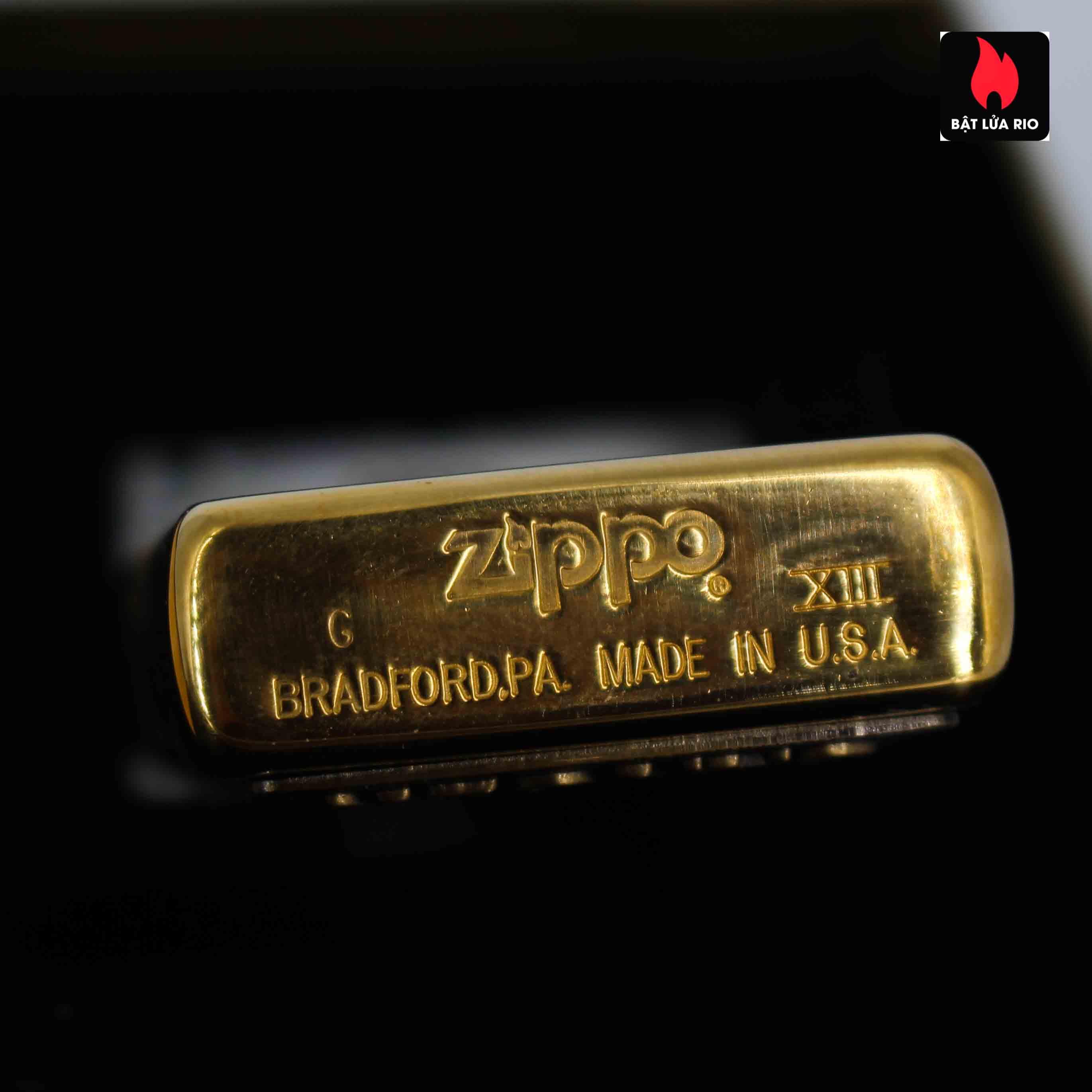 Zippo Set 1997 - Zodiac Collection - 12 Cung Hoàng Đạo 5