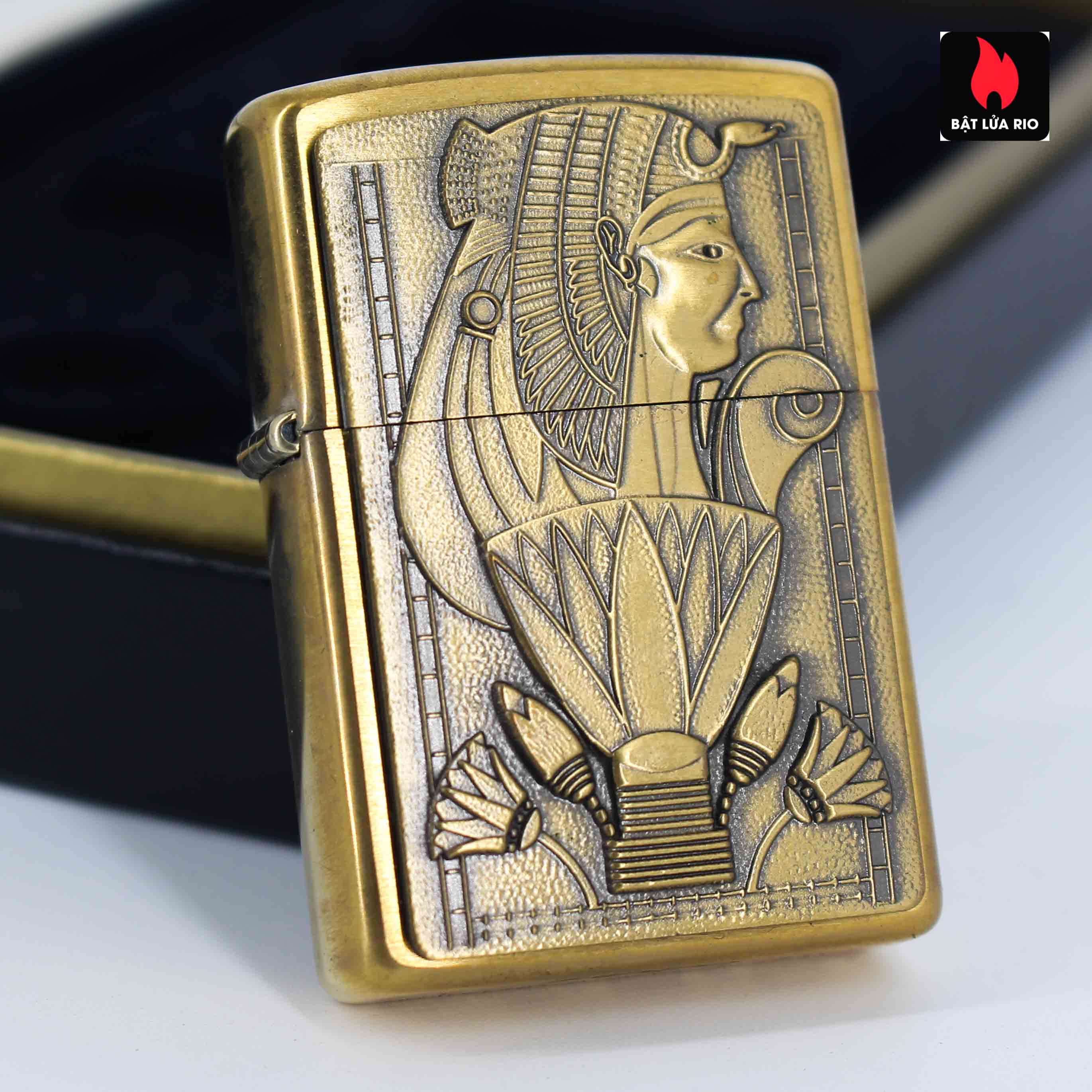 Zippo Set 1998-1999 - Zippo Treasures From The Tomb 4