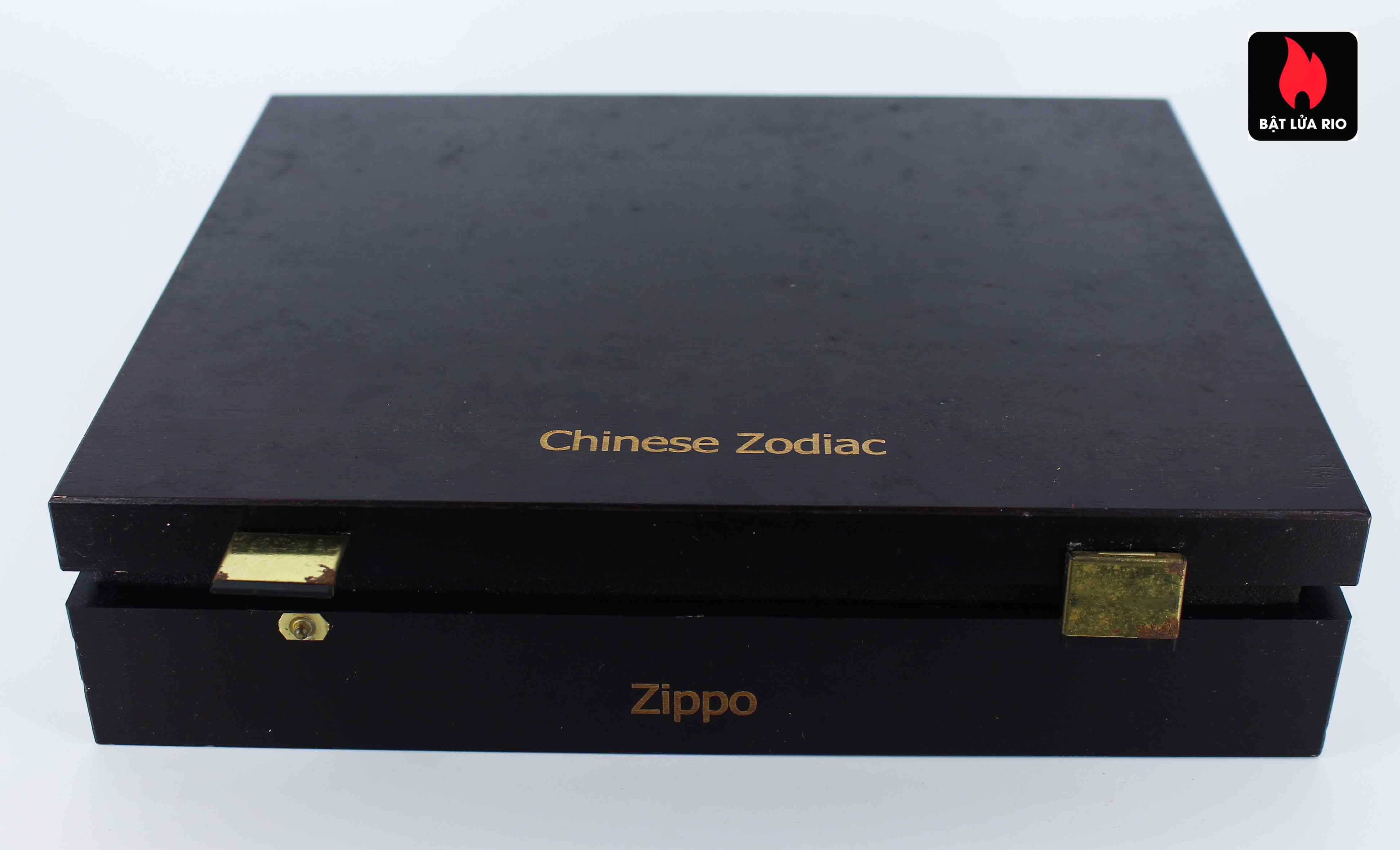 Zippo Set 2015 - Chinese Zodiac - 12 Con Giáp Châu Á 14
