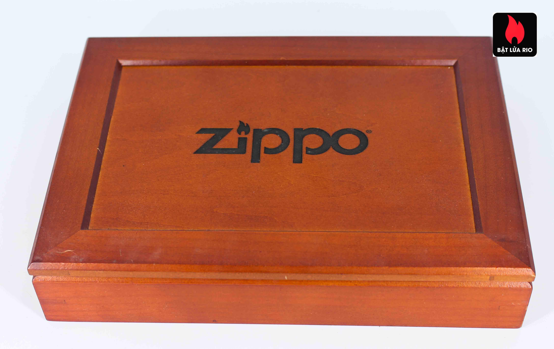 Zippo Set - Crusade - Thập Tự Chinh 8