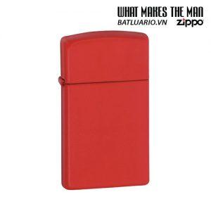 Zippo 1633 - Zippo Slim® Red Matte