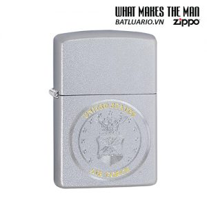 Zippo 49147 - Zippo U.S. Air Force™ Satin Chrome