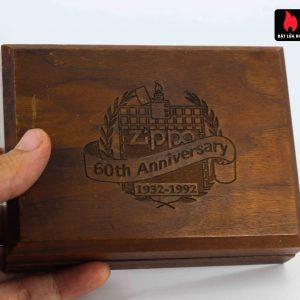 Zippo 1932 - 1992 - 60th Anniversary - Kỉ Niệm 60 Năm Thành Lập Hãng Zippo 10