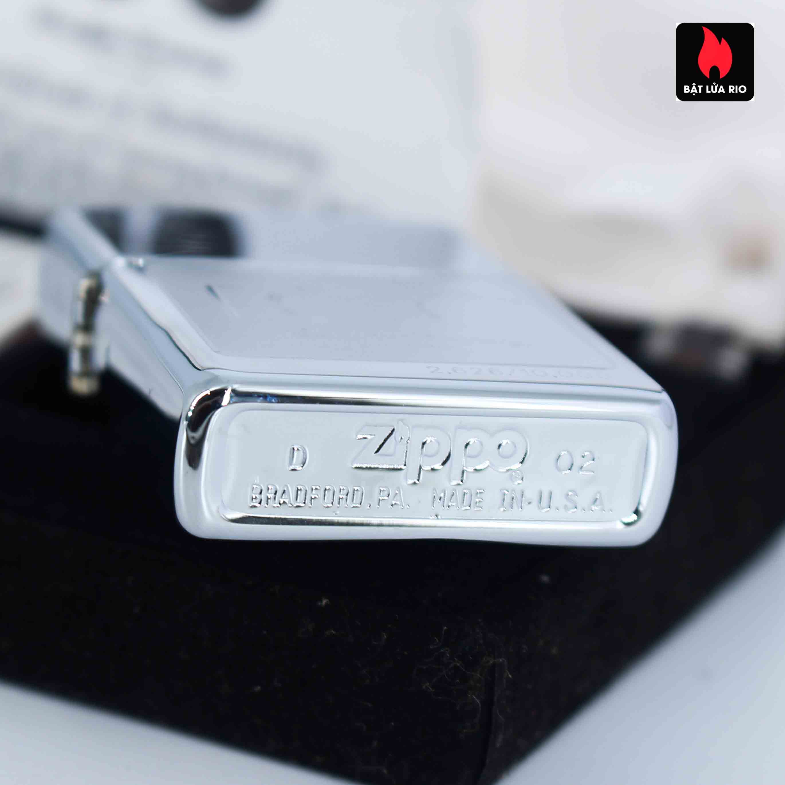 Zippo 2002 - 100 Years Ford Motor Company - Limited /10.000 3
