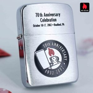 Zippo 2002 - 70th Anniversary Celebration