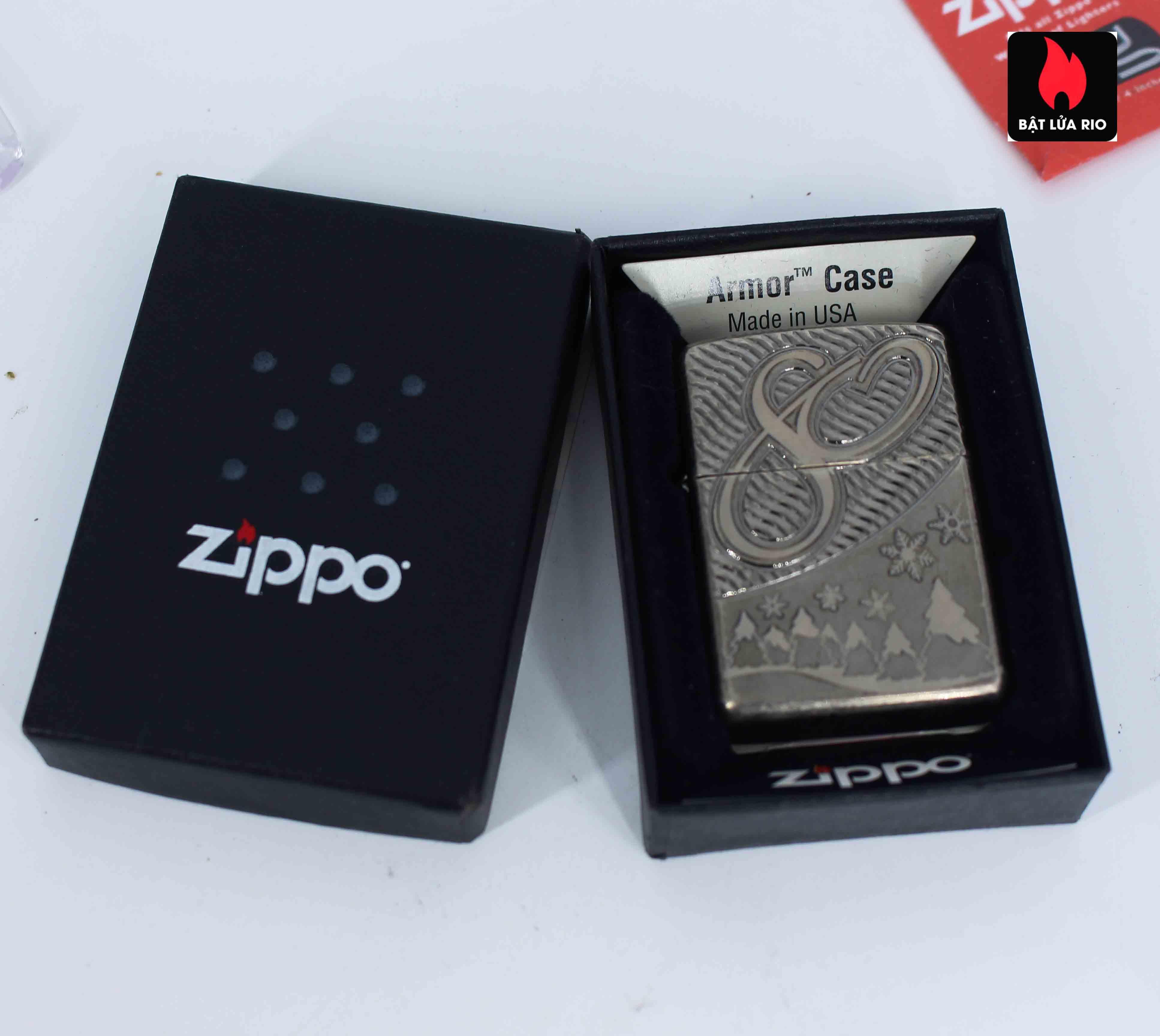 Zippo 2012 - 80th Anniversary - Employee 2