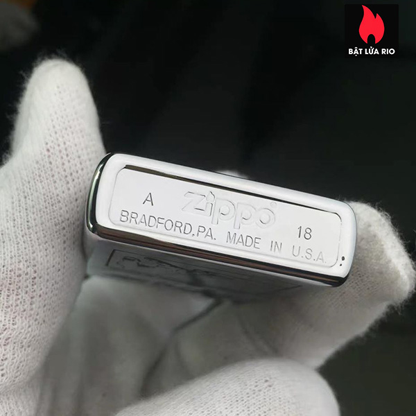 Zippo 250 Khắc Father's Day - Ngày Của Cha 05 - Zippo 250.FATHERDAY05 5