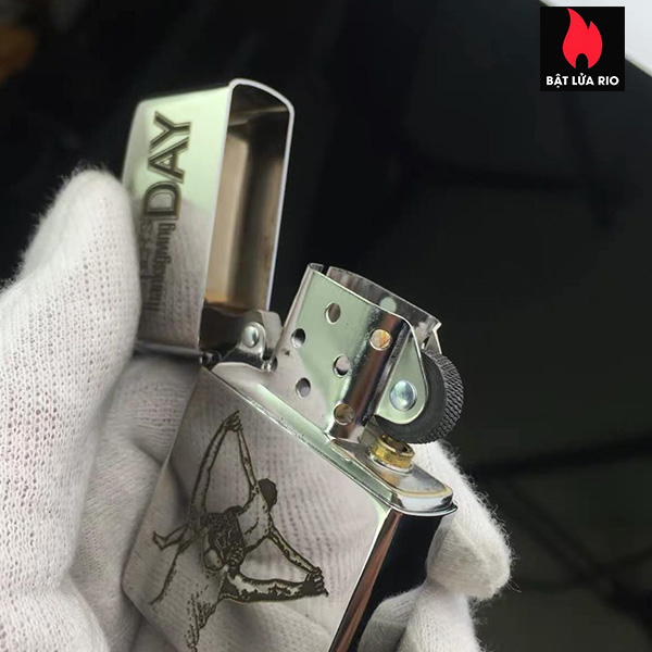 Zippo 250 Khắc Father's Day - Ngày Của Cha 05 - Zippo 250.FATHERDAY05 8