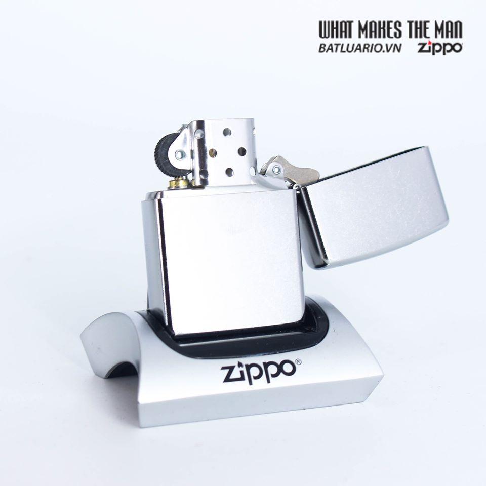 Zippo 49137 - Zippo Zeus Design Street Chrome 3