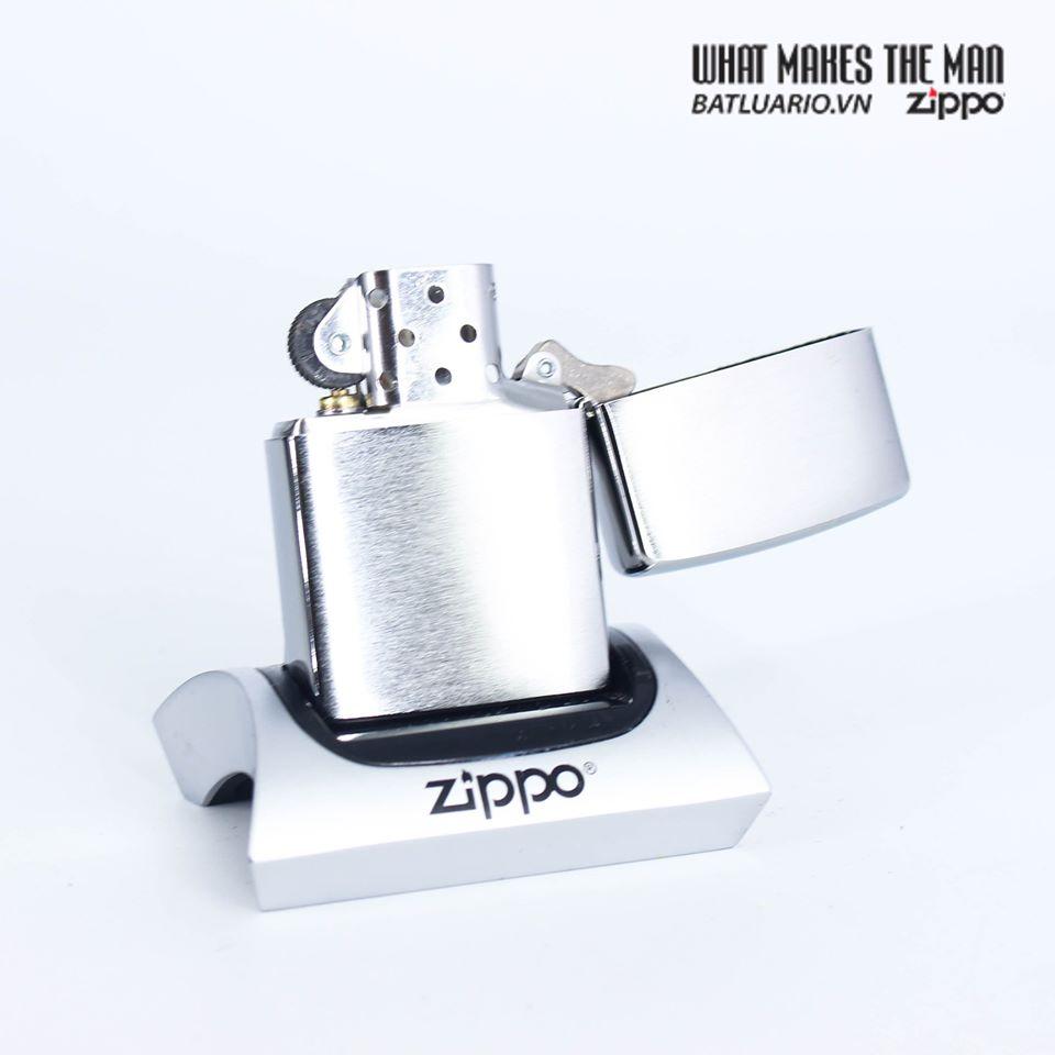 Zippo 49144 - Zippo Rietveld Skeleton design Brushed Chrome 3