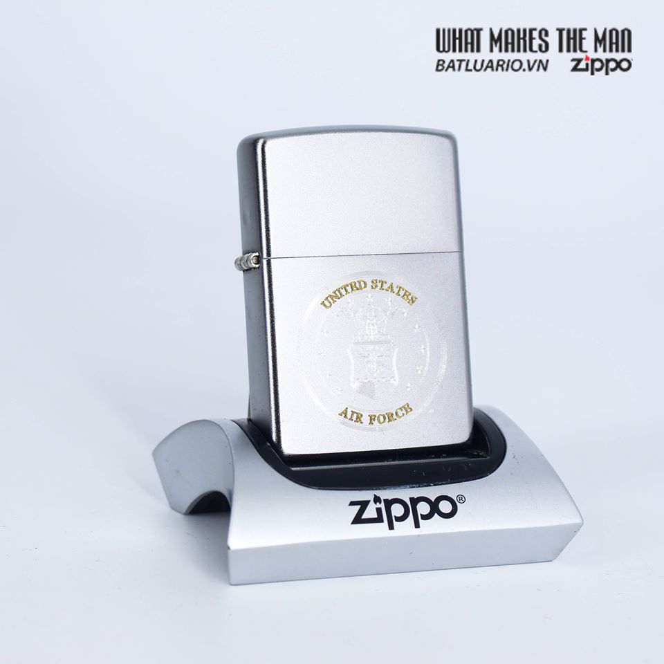 Zippo 49147 - Zippo U.S. Air Force™ Satin Chrome 2