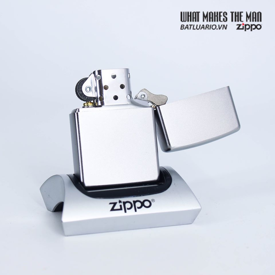 Zippo 49147 - Zippo U.S. Air Force™ Satin Chrome 4