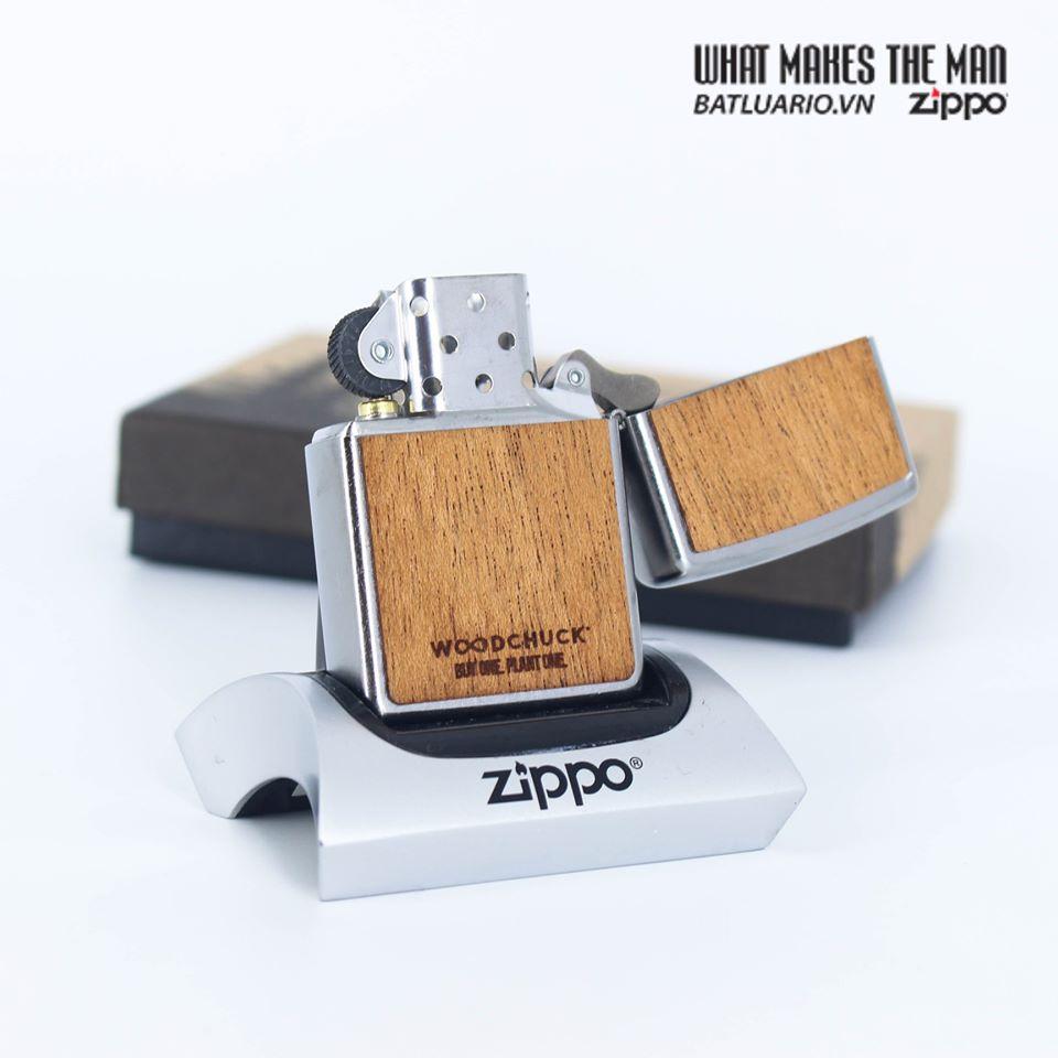 Zippo 49171 - Zippo WOODCHUCK USA Explore 12