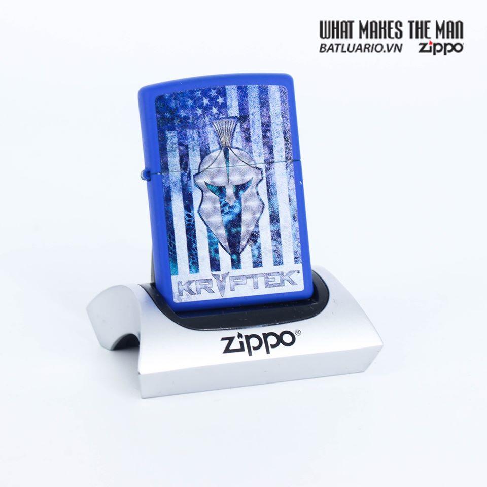 Zippo 49179 - Zippo Kryptek Royal Blue Matte 1