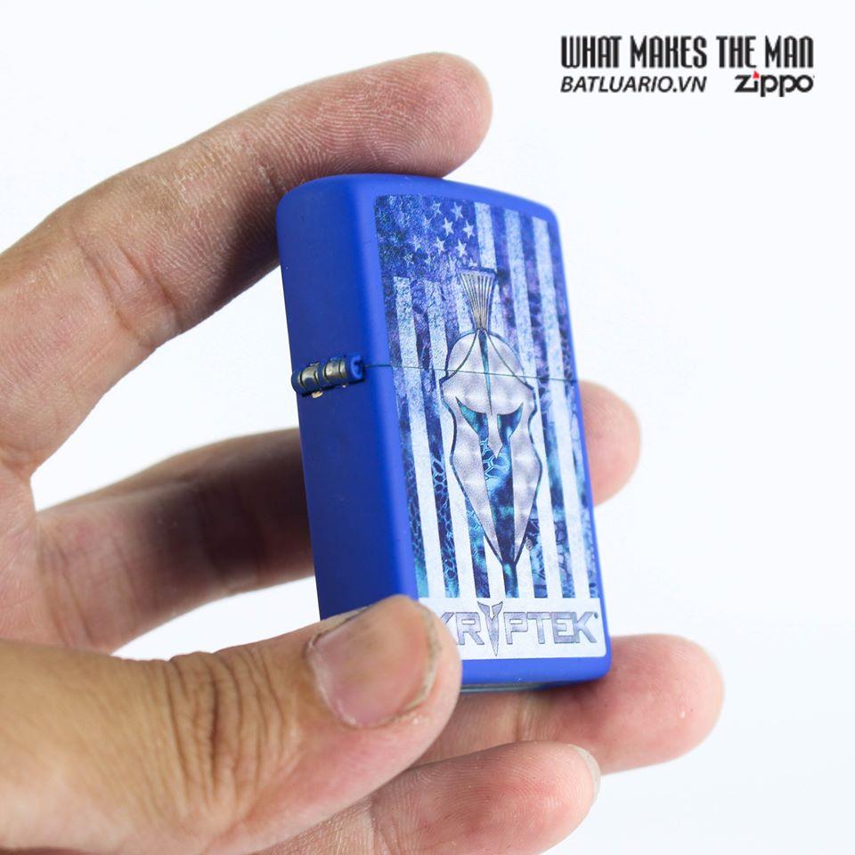 Zippo 49179 - Zippo Kryptek Royal Blue Matte 7