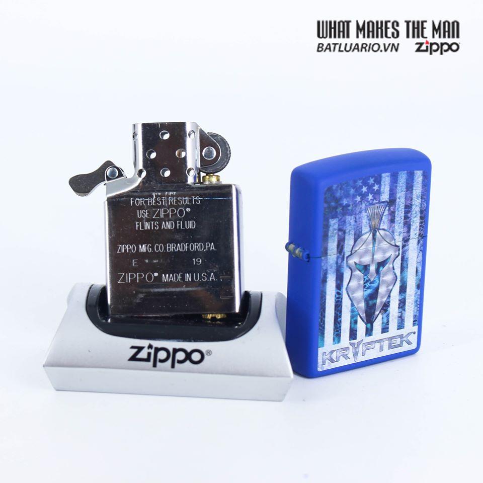 Zippo 49179 - Zippo Kryptek Royal Blue Matte 8