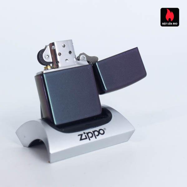 Zippo 49185 - Zippo Iridescent Marijuana Leaf 8