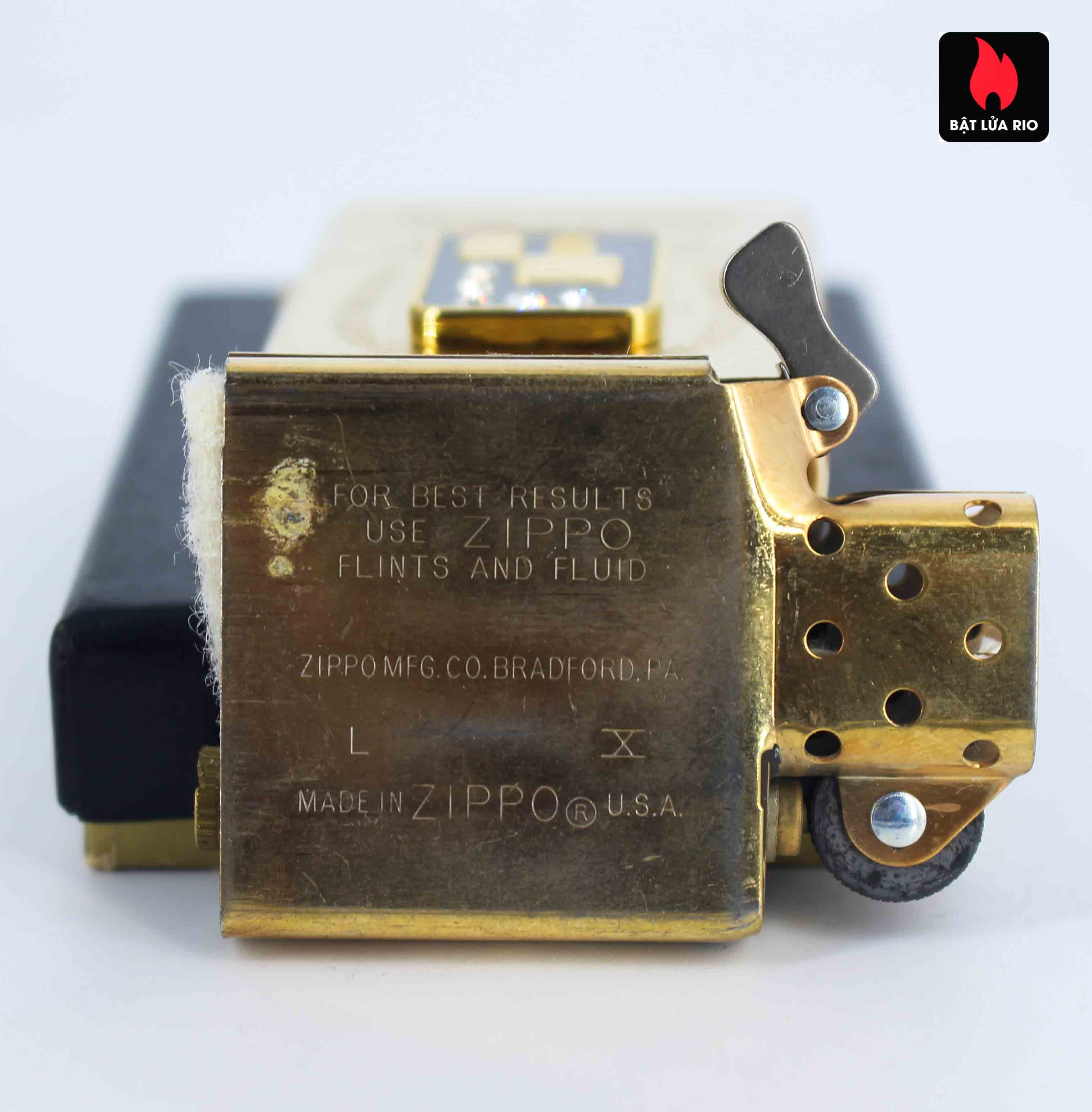 Zippo La Mã 1995 - 50th Anniversary Of The And Of The Battle Of Okinawa WWII 1945-1995 5