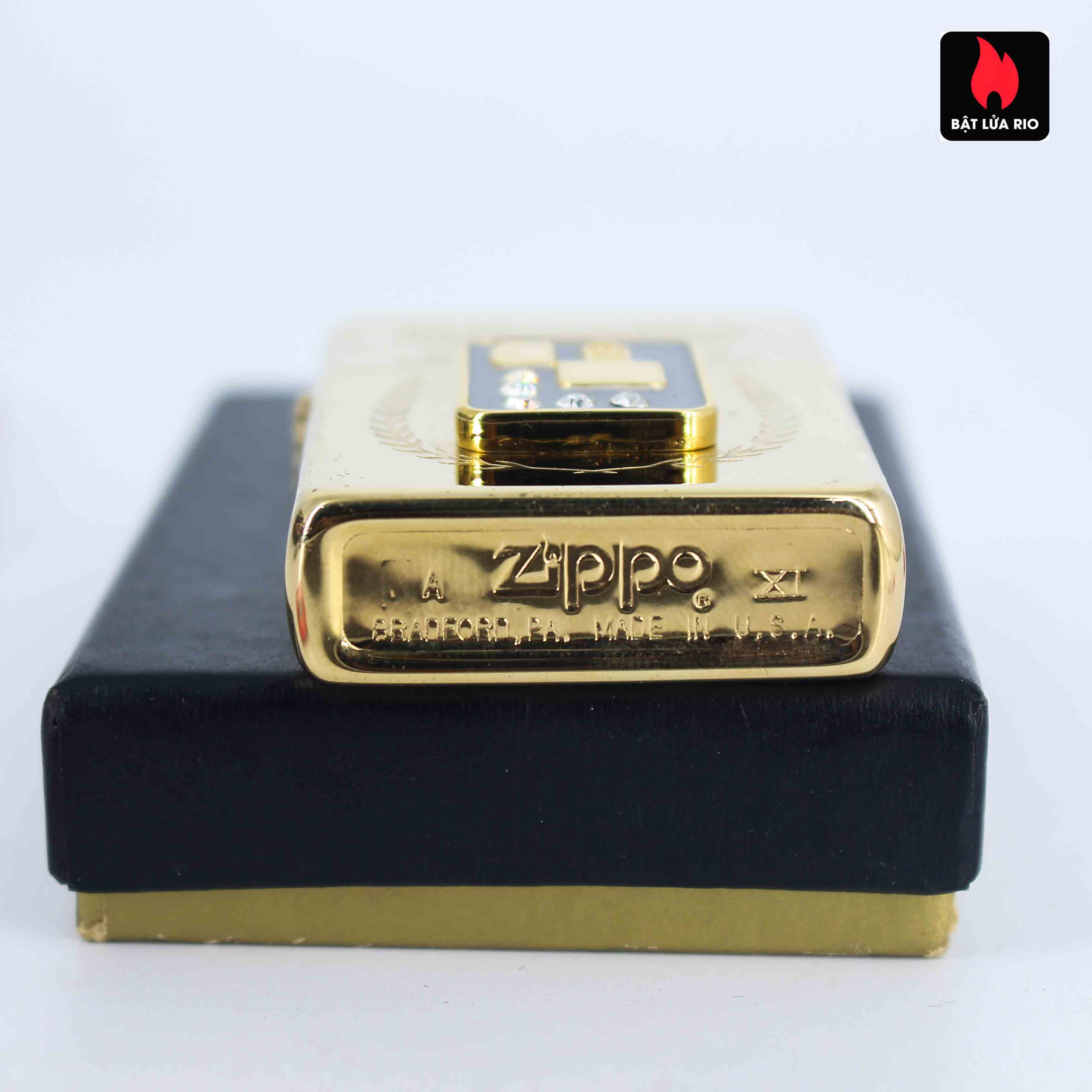Zippo La Mã 1995 - 50th Anniversary Of The And Of The Battle Of Okinawa WWII 1945-1995 6