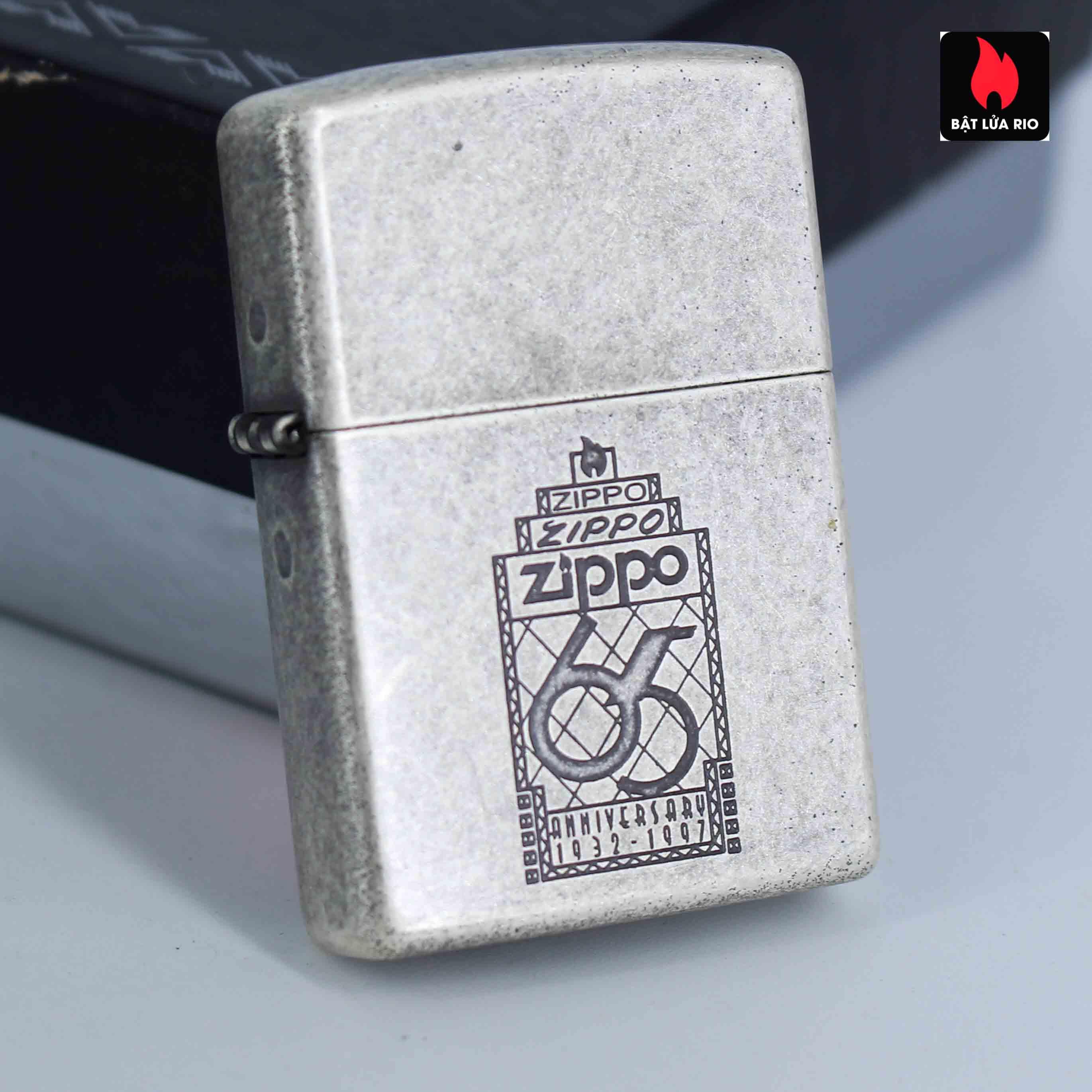 Zippo La Mã 1997 - 65th Anniversary - Employee 5