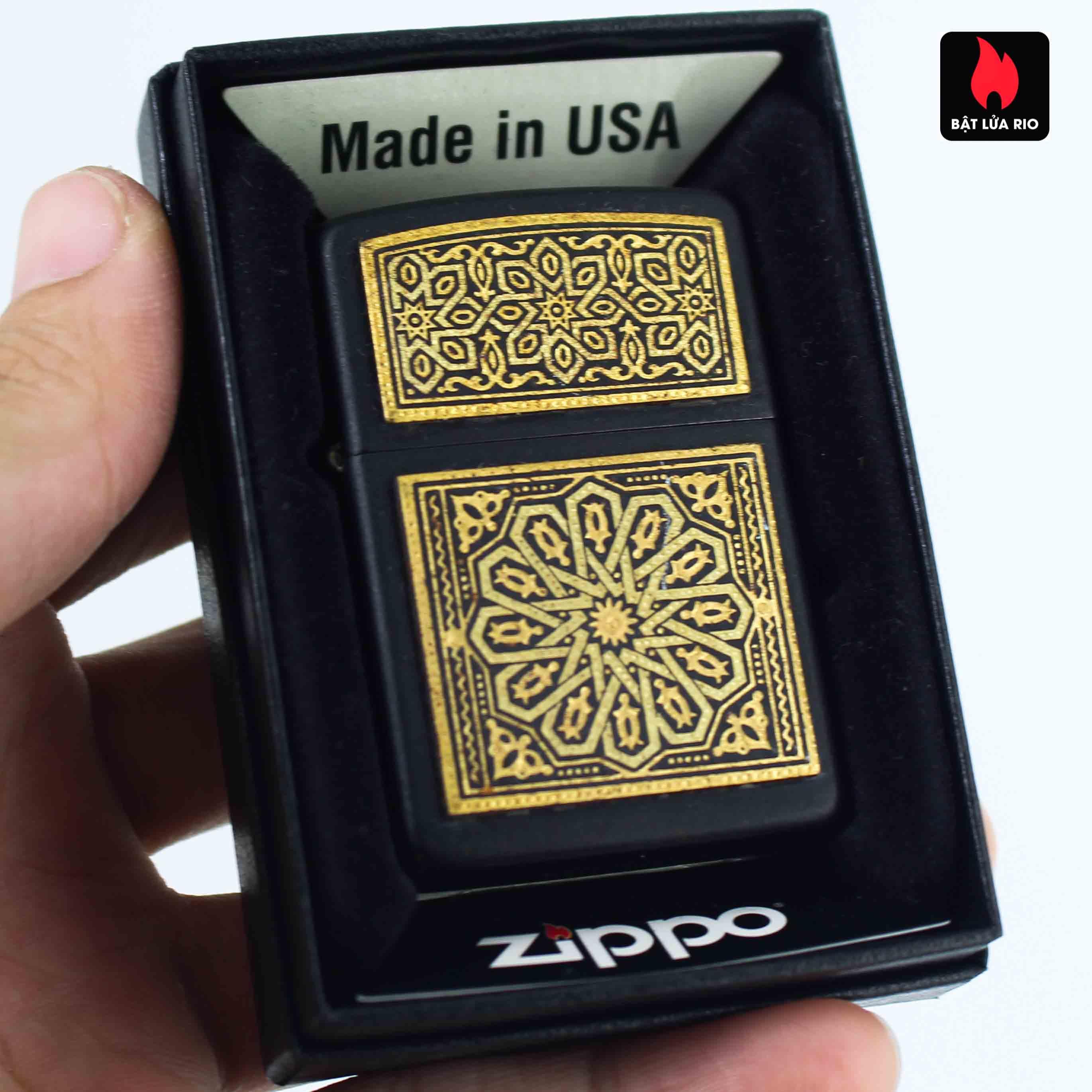 Zippo Serries - Toledo Serries 12