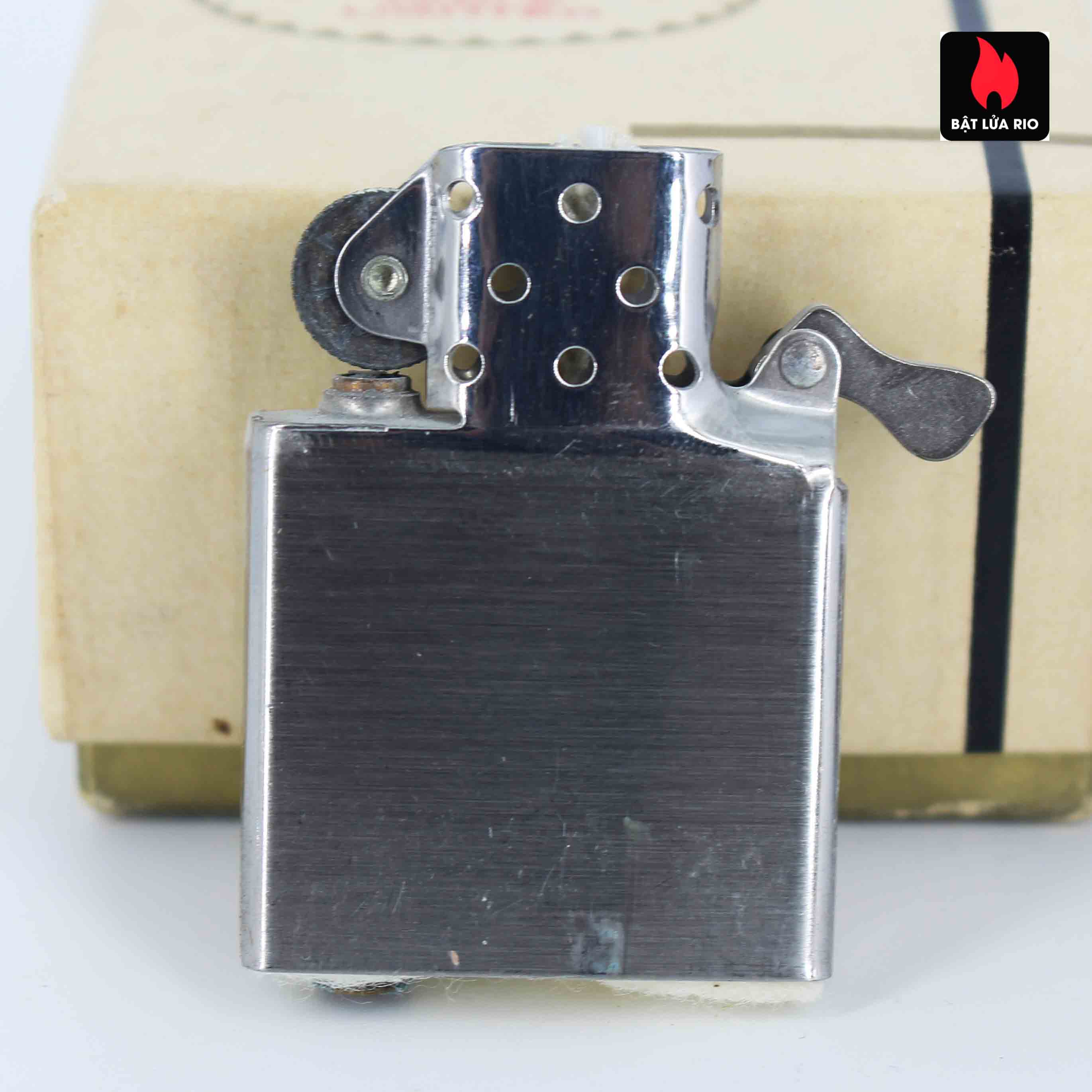 Zippo Table #4 - Liberty Bell 1776-1976 9