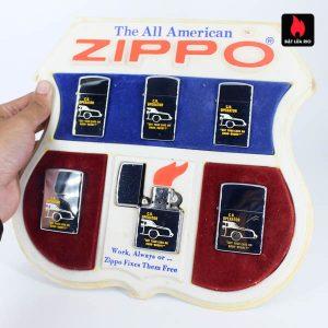 Set Zippo 1976 - C.B Operator