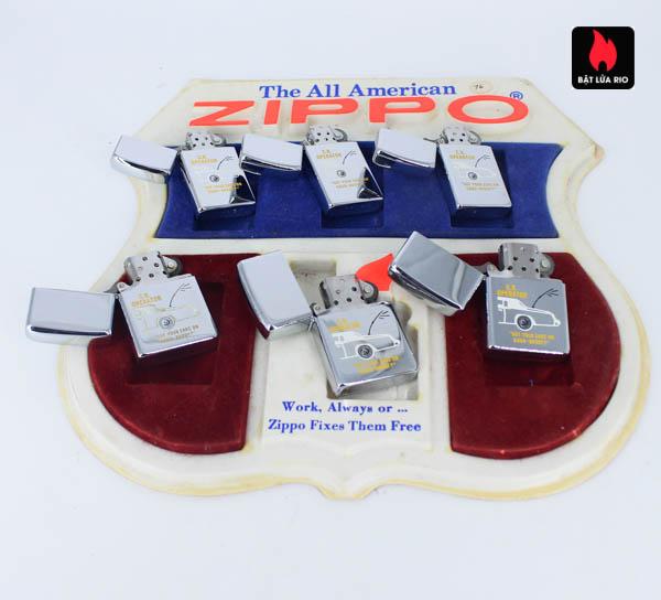 Set Zippo 1976 - C.B Operator 9
