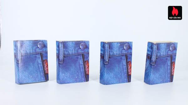 Set Zippo 1996 - Zippo Jeans Collection 1