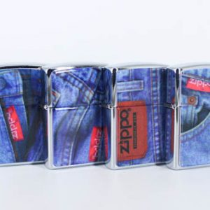 Set Zippo 1996 - Zippo Jeans Collection