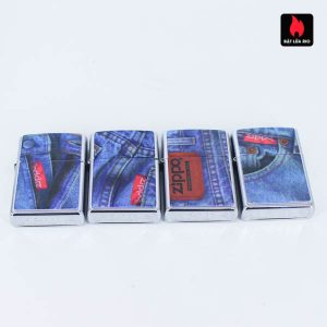 Set Zippo 1996 - Zippo Jeans Collection 9