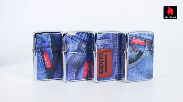 Set Zippo 1996 - Zippo Jeans Collection