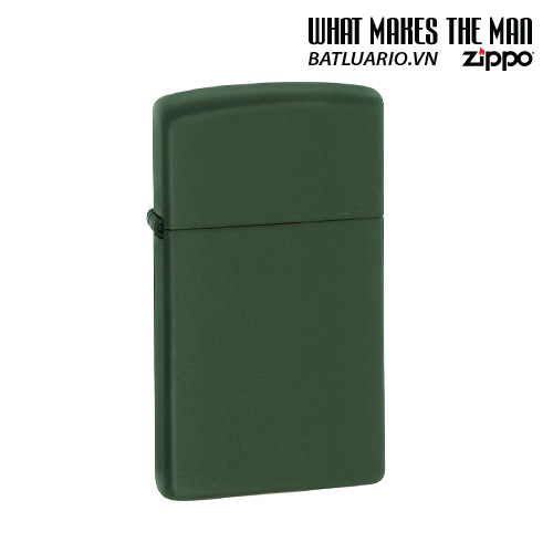 Zippo 1627- Zippo Slim® Green Matte