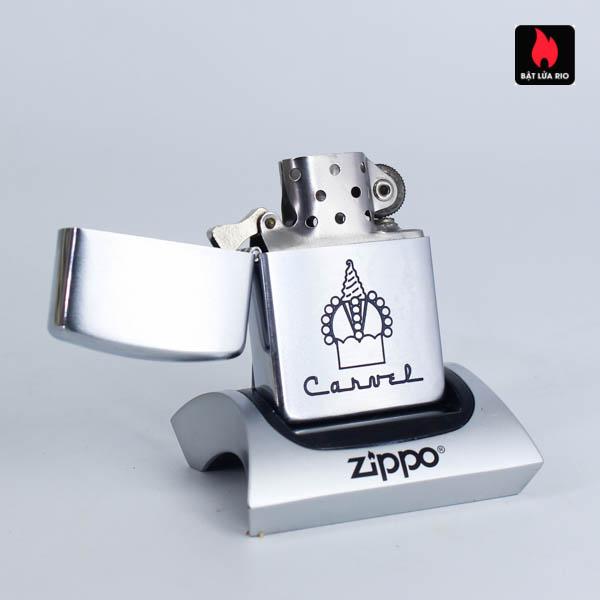 Zippo 1954-1955 - Carvel 1