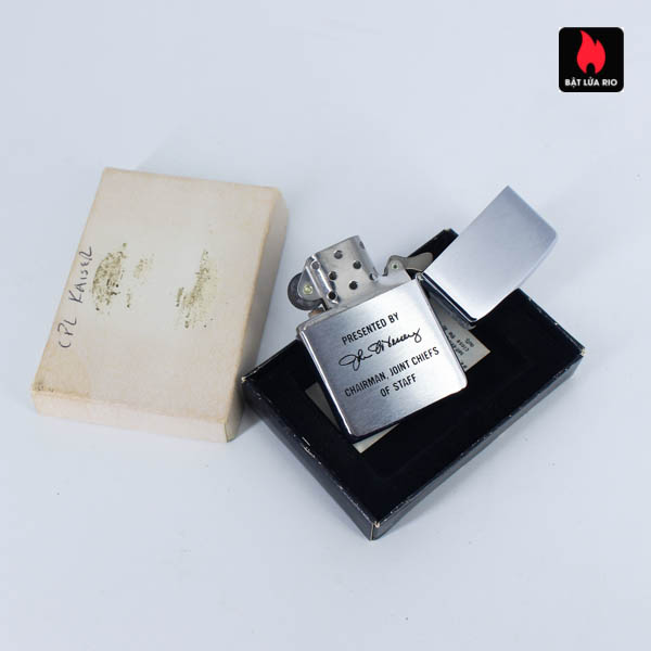 Zippo 1984 - Chairman Joint Chief Of Staff 3