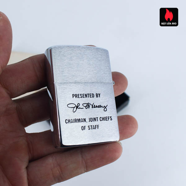 Zippo 1984 - Chairman Joint Chief Of Staff 5