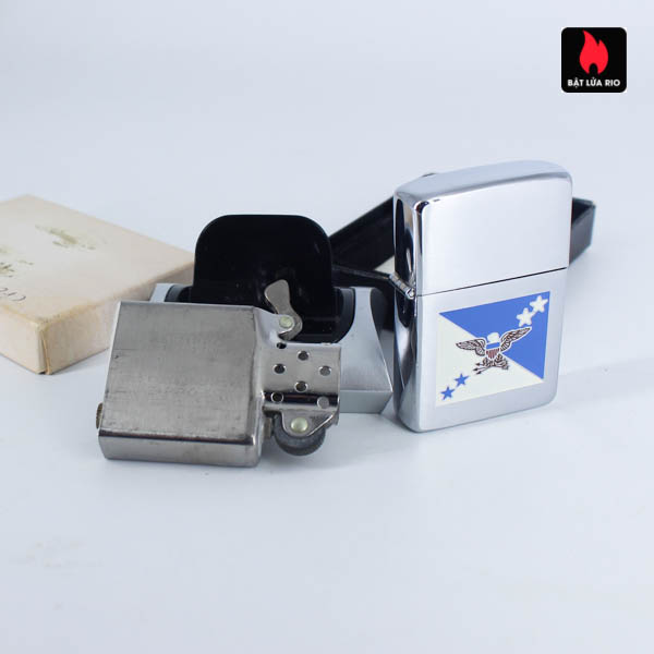 Zippo 1984 - Chairman Joint Chief Of Staff 7