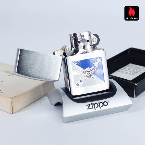 Zippo 1984 - Chairman Joint Chief Of Staff 8
