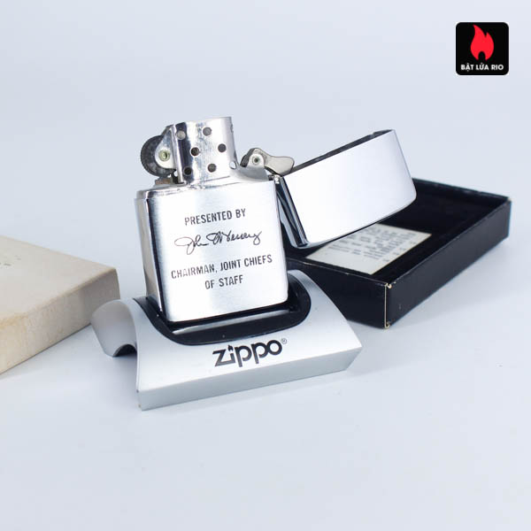 Zippo 1984 - Chairman Joint Chief Of Staff 9
