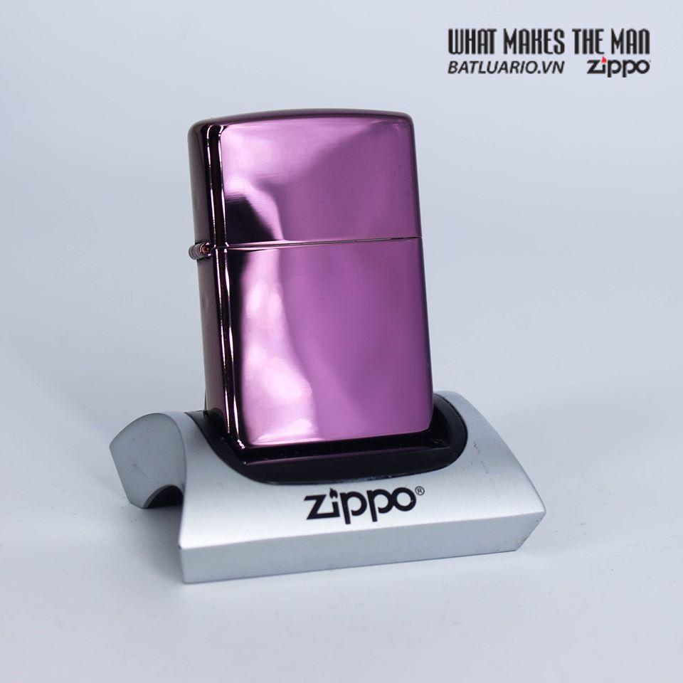 Zippo 24747 - Zippo High Polish Purple 1