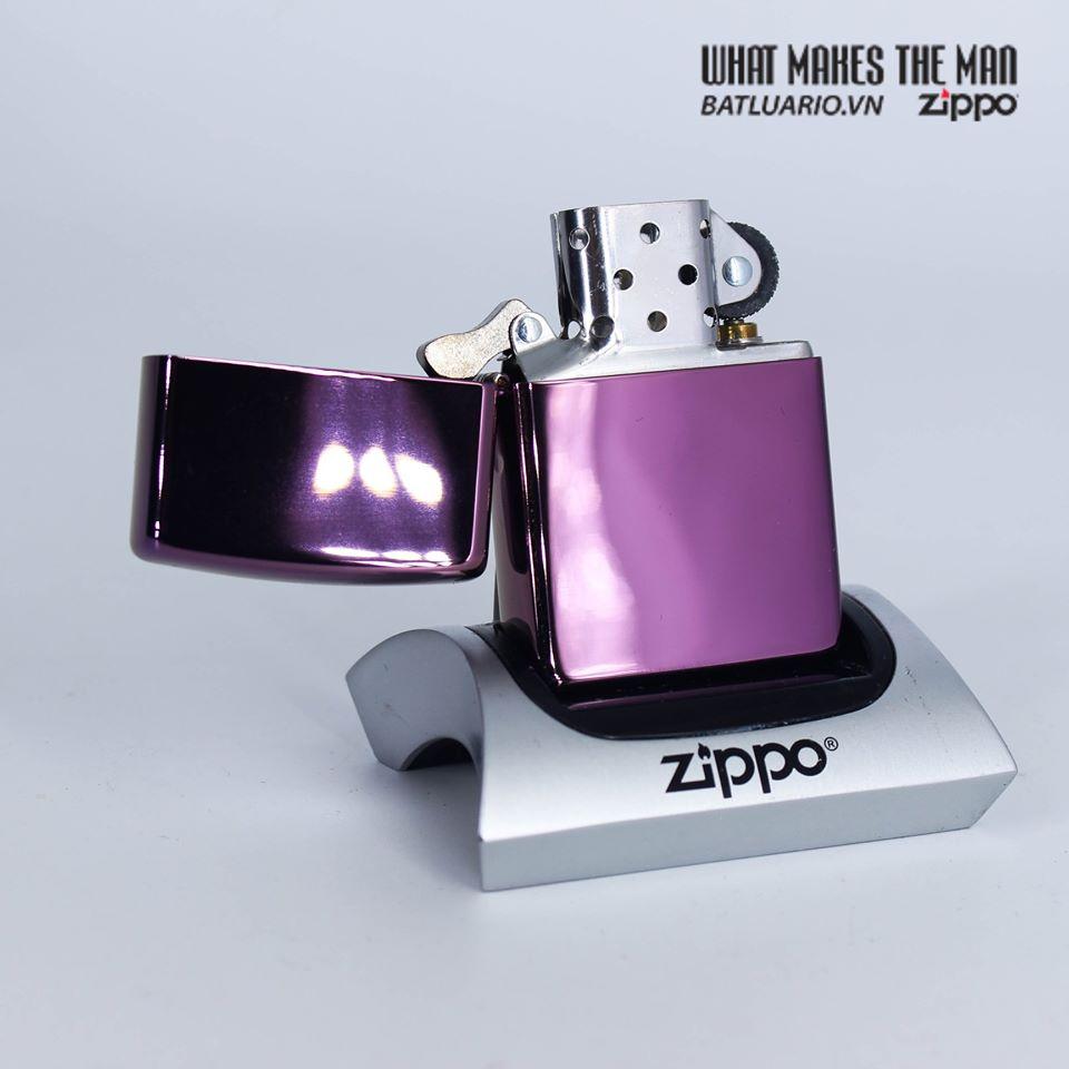 Zippo 24747 - Zippo High Polish Purple 2