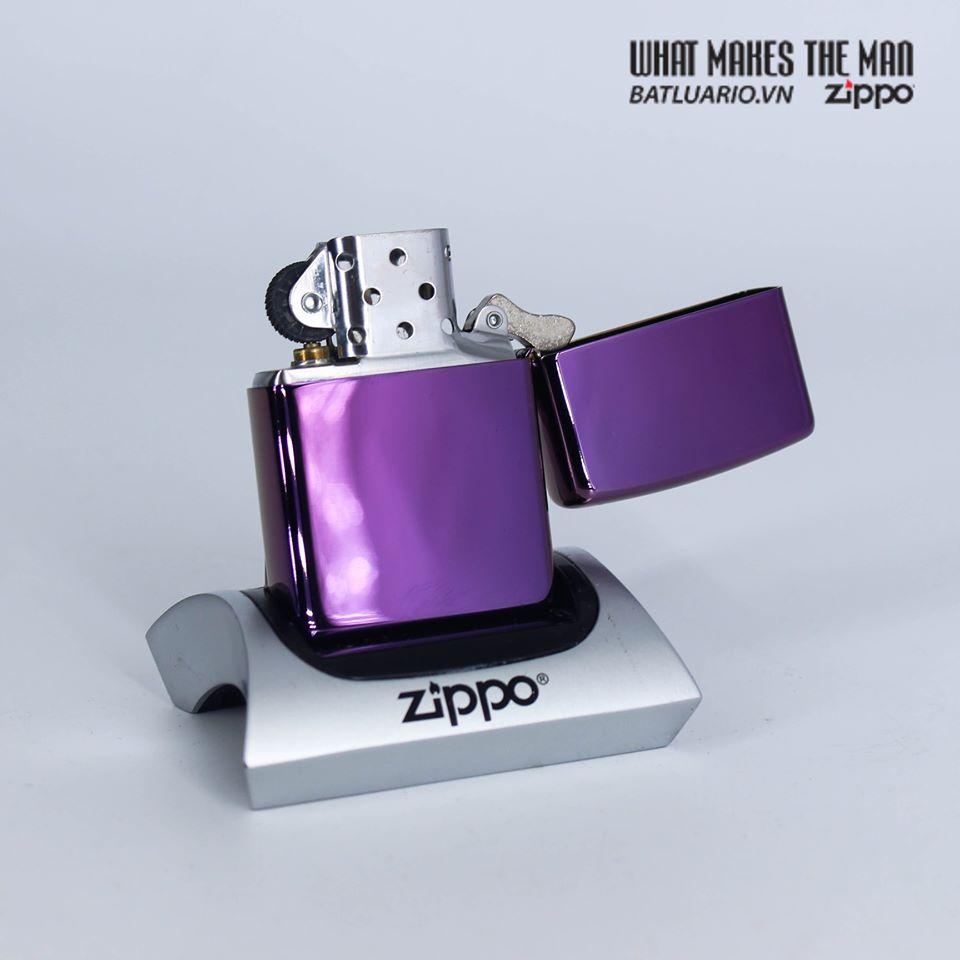Zippo 24747 - Zippo High Polish Purple 3