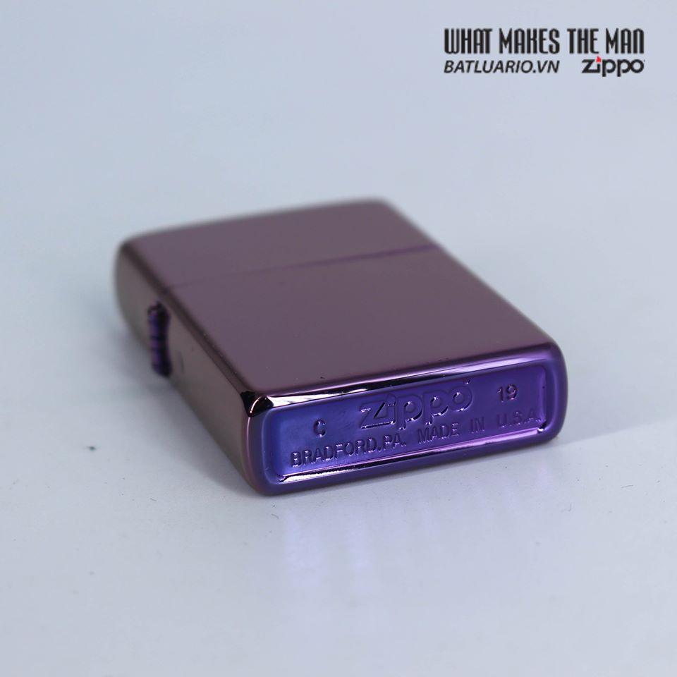 Zippo 24747 - Zippo High Polish Purple 4
