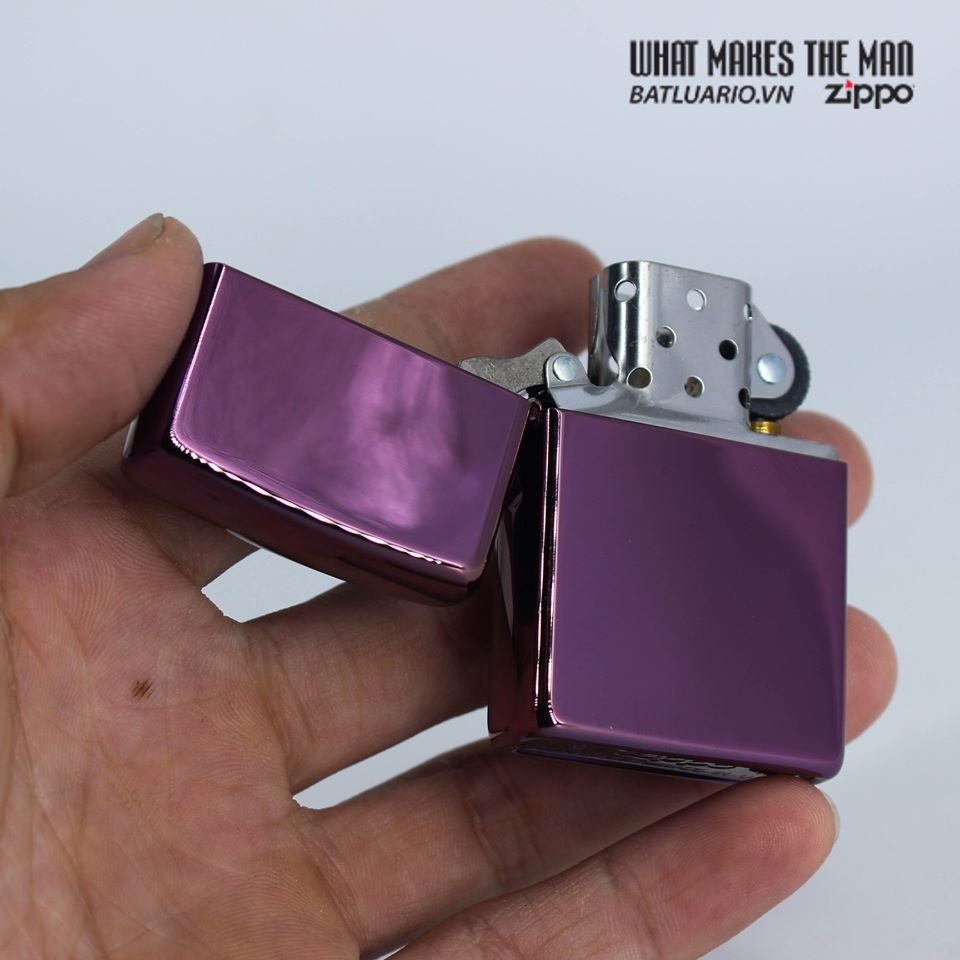 Zippo 24747 - Zippo High Polish Purple 5
